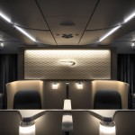 British Airways Airbus A380 First Class Cabin Seats
