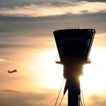 Heathrow Airport Air Traffic Control Tower
