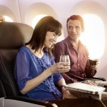 Air New Zealand Boeing 787-9 Premium Economy Cabin