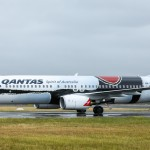 New Qantas Boeing 737-800 Indigenous Flying Art