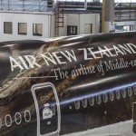 Air New Zealand the airline of Middle Earth
