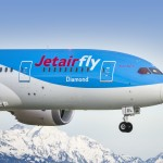 The first 787 Dreamliner for Jetairfly