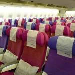 Thai Airways Economy Class Seats