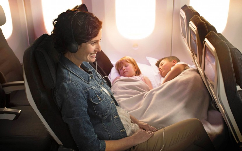 Air New Zealand licenses Skycouch cabin seats to China Airlines