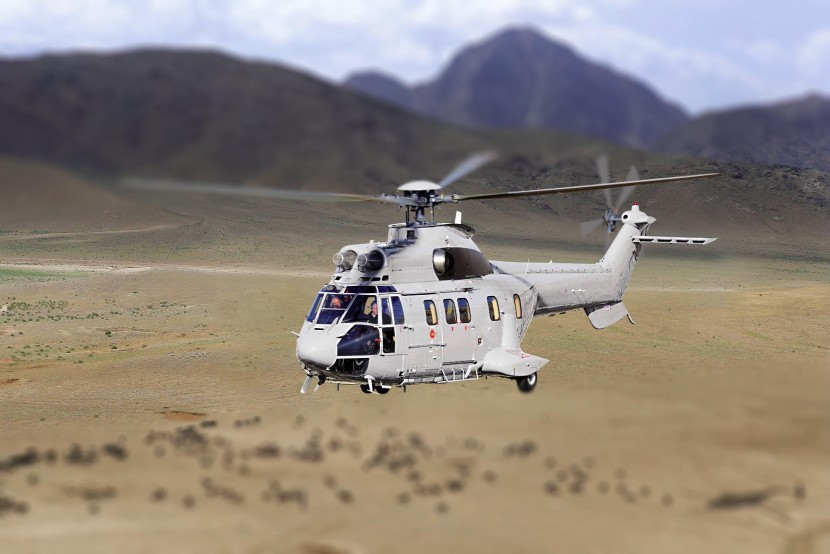 The Bolivian Air Force order six Super Puma AS332 C1e helicopters