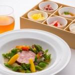 JAL inflight food Star Chef Menu