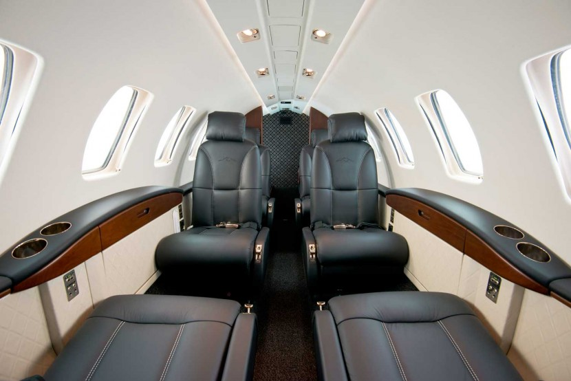 Cessna offer Alpine Edition Citation CJ2+ business jet
