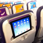 Monarch seat back tablet holder