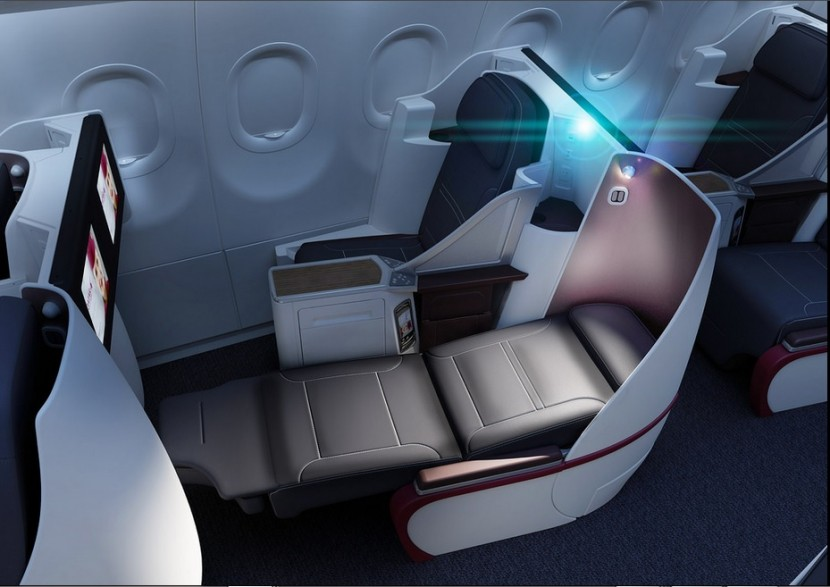 Business One – Qatar Airways all business class takes off