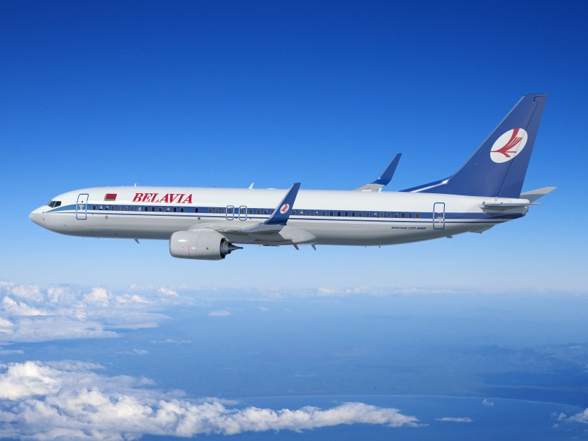 Belavia Airlines to add 737-800 aircraft to their fleet