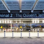 Heathrow Terminal Two The Queen's Terminal
