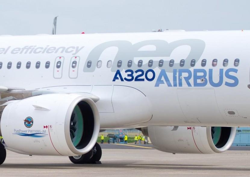 Hong Kong Aviation Capital order 70 A320neo aircraft