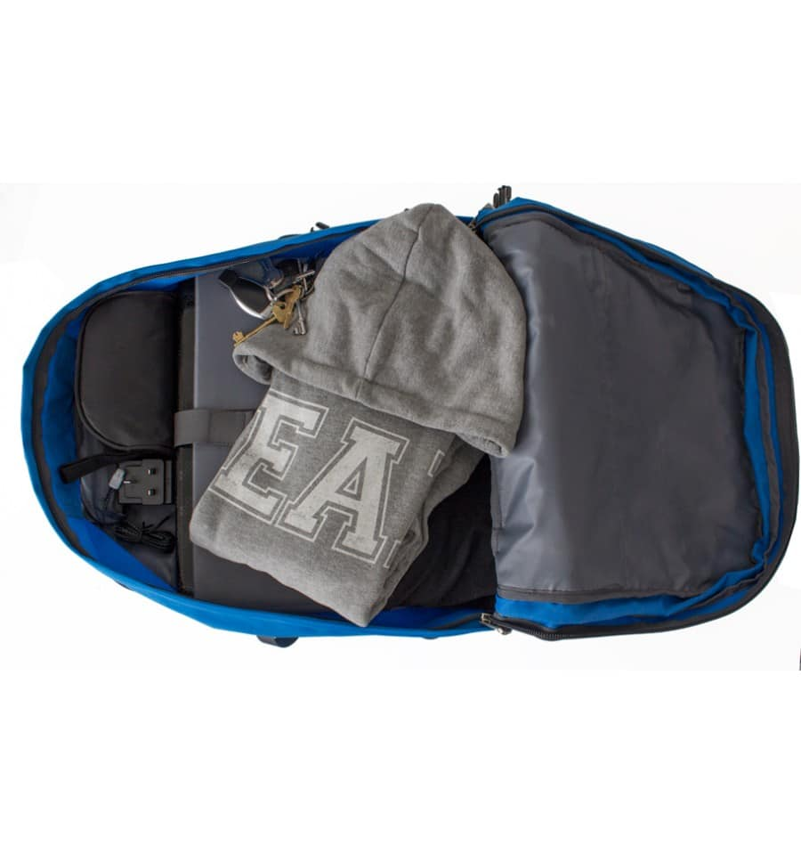 23470e8c0fed Carry on backpack ruck sack hand luggage