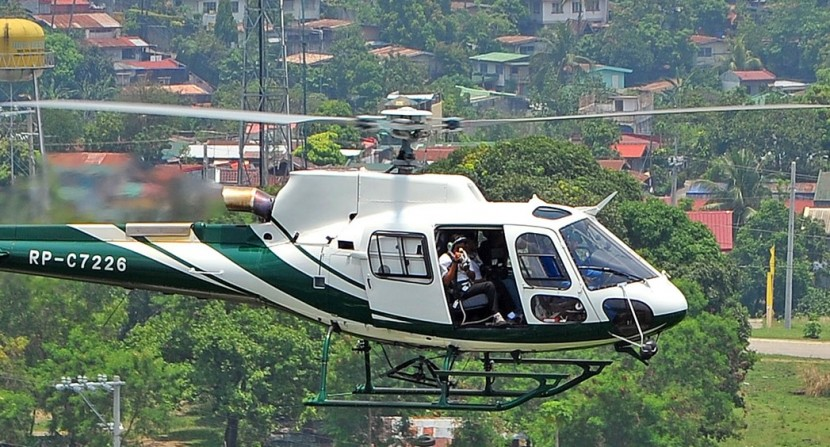 Derazona Helicopters buy first multi-role Airbus Helicopter AS350 B3e