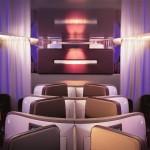 Virgin Atlantic Upper Class - Johannesberg to London