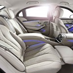 Frankfurt Airport Home to Gate Limousine Transfer-Mercedes S-Class