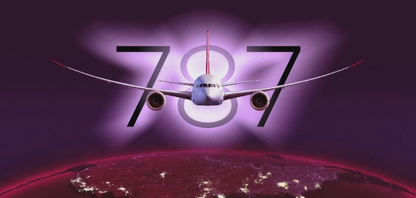 Building the Virgin Atlantic 'Birthday Girl' 787-9 in under 3 minutes