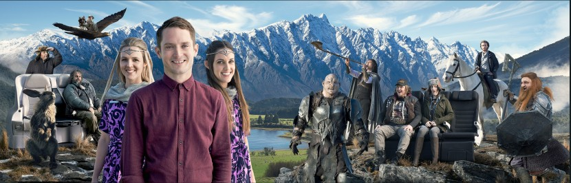 Air New Zealand do it again with the most epic safety video #airnzhobbit