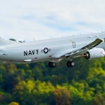 The U.S. Navy take delivery of their 18th P-8A Poseidon fromBoeing