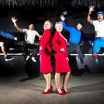 The party starts on the new Virgin Atlantic #787 #FlightDecks