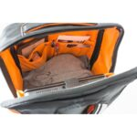 Multi pockets in hand luggage for storage and easy access