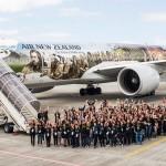Air New Zealand Hobbit Fan Fellowship and Boeing 777-300ER