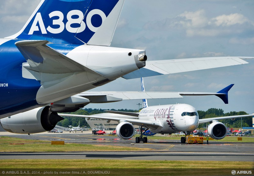 How much is a new airliner? Airbus release 2015 aircraft price list