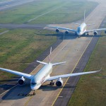 Book long haul flights and fly on A380 A350 and B787