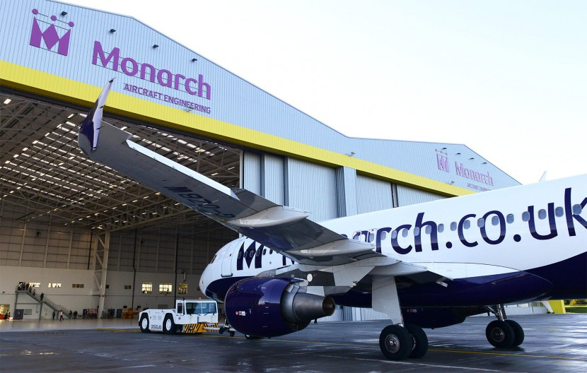 Monarch Aircraft Engineering facility at Birmingham Airport awarded Boeing GoldCare