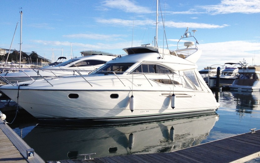 Princess 38 Flybridge For Sale