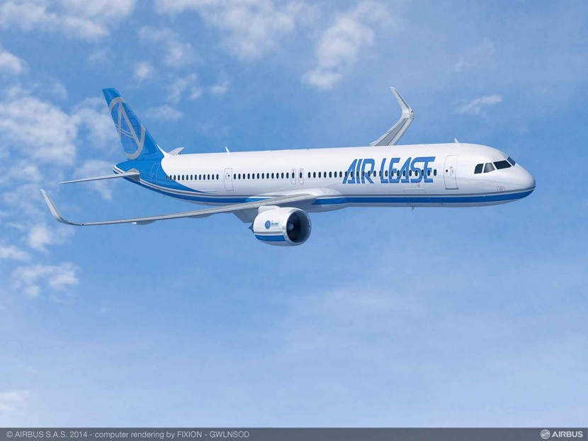 Air Lease Corporation firms up order for 55 Airbus aircraft