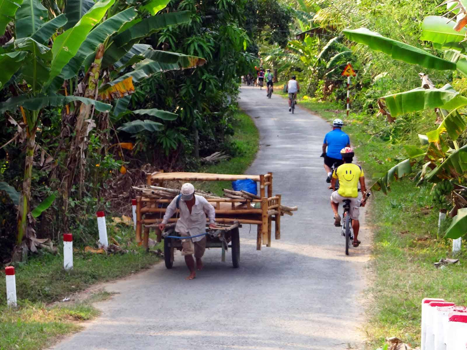 SpiceRoads Cycle Tours in Asia Saigon to Siem Reap