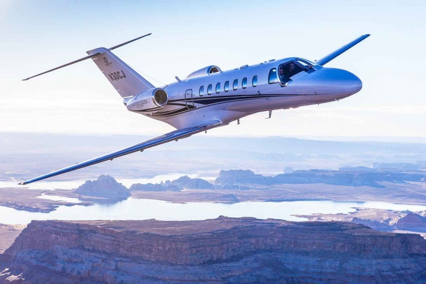 Cessna Gains Brazilian Certification For Their Citation CJ3+ Business Jet