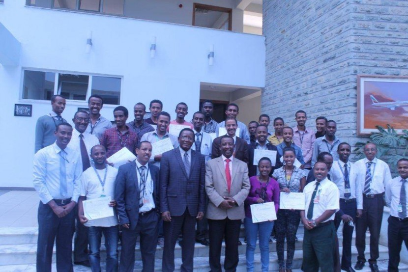 Ethiopian Airlines Aviation Academy Awarded ICAO TRAINAIR PLUS Membership