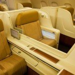 Flying Royal First Class on Thai Airways A380 Thai Airways