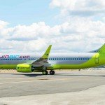 Jin Air collect their new Next Generation 737-800 aircraft from Boeing