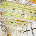 Airbus A350-1000 wing goes into production