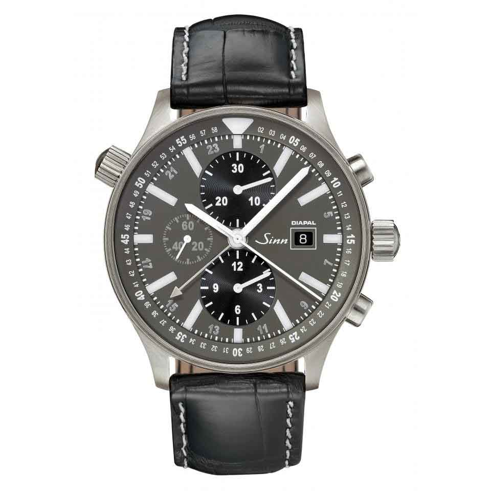 Page and Cooper's pilot watches Sinn 900 Diapal