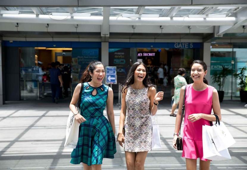 Bangkok We Love! Grande Centre Point Hotels promotes Thai holidays