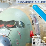 A350-XWB First Singapore Airlines Airbus A350-900 to serve Amsterdam