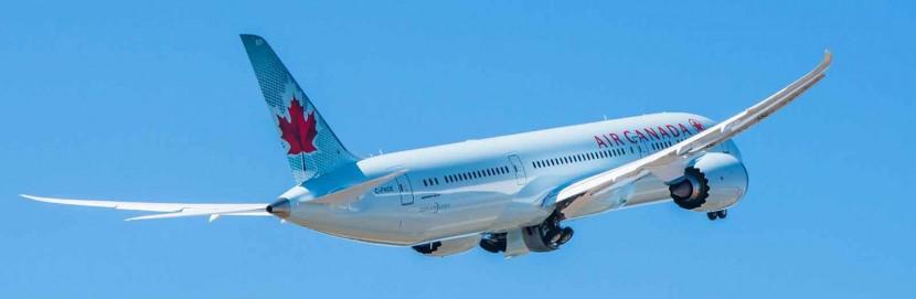 Air Canada begin Boeing 787-9 flights between Toronto and Delhi