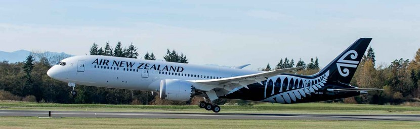 Air New Zealand to fly 787-9 Dreamliner to Honolulu from May 2016