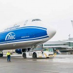 AirBridgeCargo Airlines Boeing 747-8 Freighter Aircraft