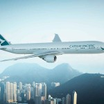 Cathay Pacific Boeing B777-300ER new livery