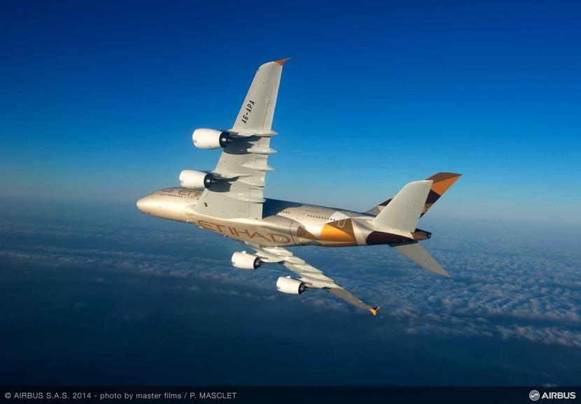 Etihad Airways will add Mumbai to A380 flight route from May 2016