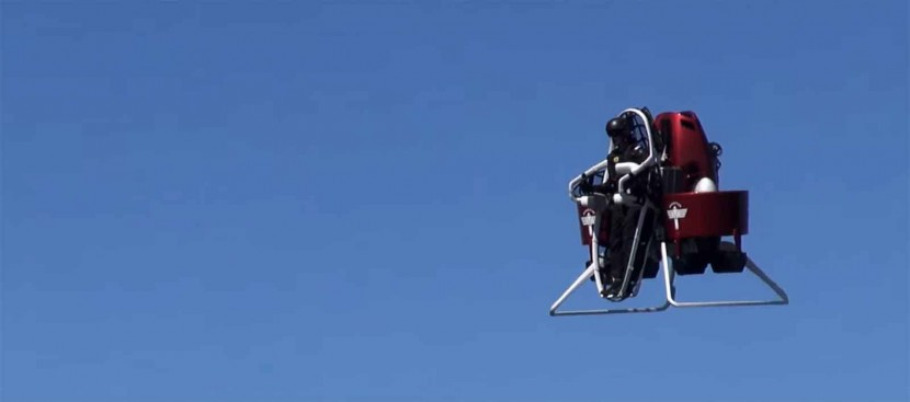 The Latest Update of Martin Aircraft Manned Jetpack Test Flying