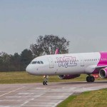 Wizz Air operates first Airbus A321ceo