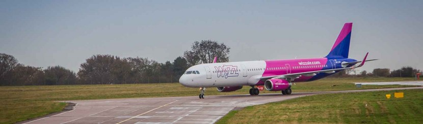 First Wizz Air Airbus A321ceo Takes To The Air