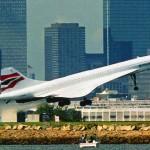 British AirwaysConcorde started flying 40 years ago