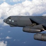 Six enhanced B-52 Bomber Weapons Bay Launchers by Boeing